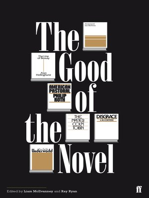 cover image of The Good of the Novel